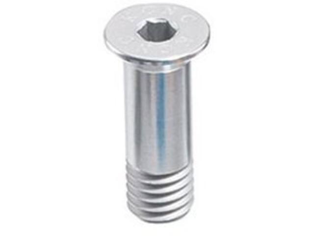 KCNC Jockey Wheel Bolts L15,5mm silver